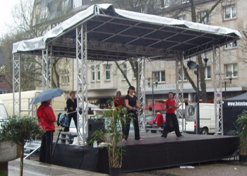 Veranstaltungsbühne